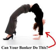 Mortgage agent bending over backword for you